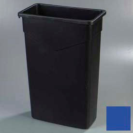 Trimline™ Waste Container 23 Gal - Blue - Pkg Qty 4