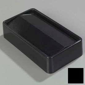 Trimline™ Swing Top Lid - Black - Pkg Qty 4