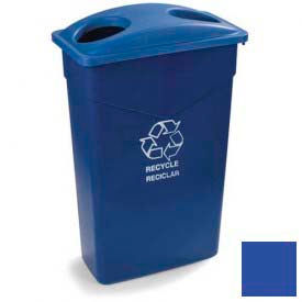 Trimline™ Bottle/Can Recycle Lid - Blue - Pkg Qty 8