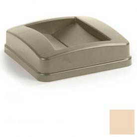 Centurian™ Swing Top Lid - Beige - Pkg Qty 4