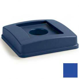 Centurian™ Bottle/Can Recycle Lid - Blue - Pkg Qty 8