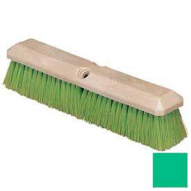 "Vehicle Wash Brush With Nylex Bristles 14"" - Green - 36121475 - Pkg Qty 12"