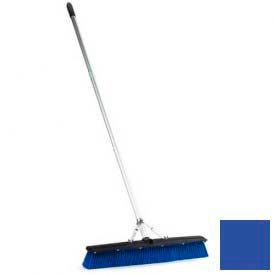"Sweep Complete™ 3621962414 Floor Sweep W/Squeegee 24"" - Blue"