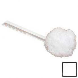 """Polypropylene Bowl Mop 12"""" - White - 3623802 - Pkg Qty 100"""