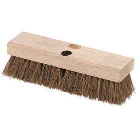 "Flo-Pac® Wood Block W/Palmyra Bristles 12"" - Pkg Qty 12"