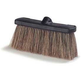 "Flow-Through Brush With Super Soft, Long, Fine Boar Bristles 10"" - 3637200 - Pkg Qty 12"