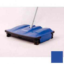 "Carlisle Duo-Sweeper™ Floor Sweeper 12"" - Blue - 3640014"