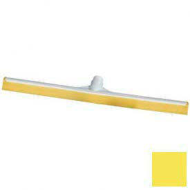 "Spectrum® Color Coded Rubber Floor Squeegee 20"" - Yellow - 3656704 - Pkg Qty 6"