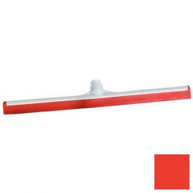 "Spectrum® Color Coded Rubber Floor Squeegee 20"" - Red - 3656705 - Pkg Qty 6"