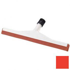 "Flo-Pac® Moss Foam Rubber Squeegee 22"" - Red - 36692200 - Pkg Qty 10"