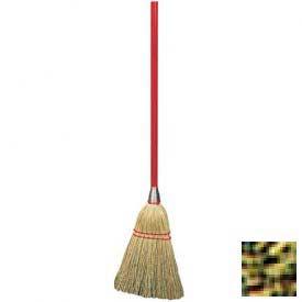 "Corn Lobby Broom 34"" - Pkg Qty 12"