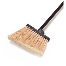 """Duo-Sweep® Duo-Sweep® Medium Duty Angle Broom W/12"""" Flare Poly-P Bristles 48"""" - Pkg Qty 12"""
