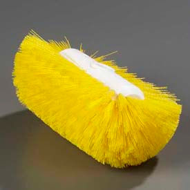 "Carlisle 4004304 - Sparta® Spectrum® Tank & Kettle Brush 5-1/2"" x 9"", Yellow - Pkg Qty 12"