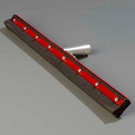 """Flo-Pac® Double Foam Neoprene Floor Squeegee 24"""" - 4008200 - Pkg Qty 6"""