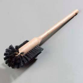 "Flo-Pac® No-Splash Bowl Brush With Polyester Bristles 17"" - 4014000 - Pkg Qty 12"