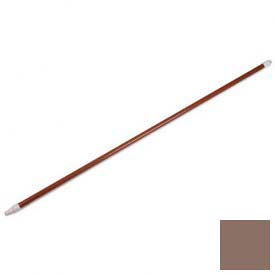 "Sparta Spectrum Threaded Fiberglass Handle W/Self-Locking Flex-Tip 60""L, Brown - Pkg Qty 12"