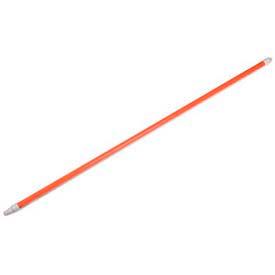 "Spectrum® Threaded Fiberglass Handle W/Self-Locking Flex-Tip™ 60"" Long/1"" D - Pkg Qty 12"
