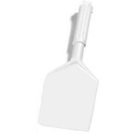 "Carlisle 4035002 - Sparta® Nylon Spatula W/ Plastic Handle 13-1/2"", White - Pkg Qty 6"