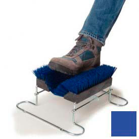 "Spectrum® Boot 'N Shoe Brush 14-3/4"" Long x 16-1/2"" Wide - Blue"