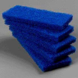"""Medium Scrub Pad 10"""" X 4-5/8""""X 1"""" - 4072500 - Pkg Qty 8"""