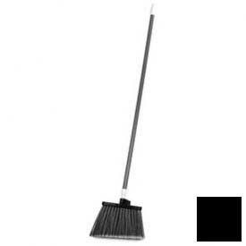 "Sparta® Spectrum® Duo-Sweep® Polypropylene Angle Broom 56"" Long - Black - Pkg Qty 12"