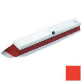 "Sparta® Spectrum® Omni Sweep® 24"" - Red - Pkg Qty 12"