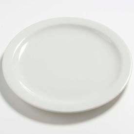 """Carlisle 4385037 - Daytona™ Dinner Plate 10-1/4"""", Bavarian Cream - Pkg Qty 48"""