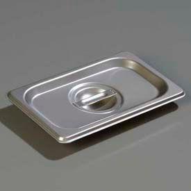 "Carlisle 607190C - Durapan™ One-Ninth Size Solid Cover 6-7/8"" x 4-1/4"" - Pkg Qty 6"