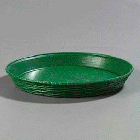 Carlisle 652609 - Weavewear™ Round Basket 1.8 Qt., Green - Pkg Qty 12