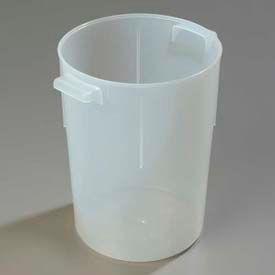 Carlisle 080530 - Bains Marie Container 8 Qt., See Thru - Pkg Qty 12