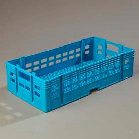 Carlisle C11114 - Opticlean™ Flatware Rack, Carlisle Blue - Pkg Qty 6