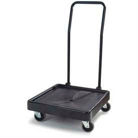 Carlisle C2236H03 - E-Z Glide™ Warewashing Rack Dolly, Black