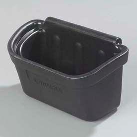 Carlisle CC11SH03 - Silverware Bin for Bussing Cart, Black