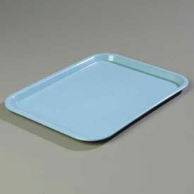 "Carlisle CT121659 - Cafe® Standard Tray 12"" x 16"", Slate Blue - Pkg Qty 24"