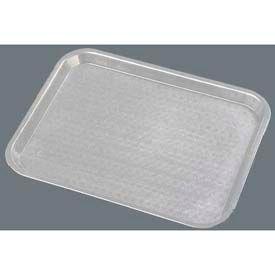 """Carlisle CT141823 - Cafe® Standard Tray 14"""" x 18"""", Grey - Pkg Qty 12"""