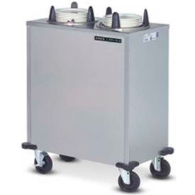 "Dinex DXIDPH2E0912 - Plate Dispensers Enclosed Style, 2 Silo For 9-1/8"" Plate, 32"" x 18-1/2"""