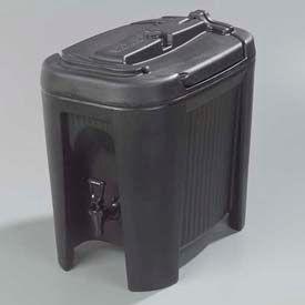 Carlisle XB303 Beverage Dispenser 3 Gallon, Black by