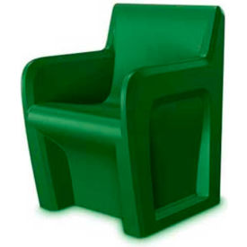 Cortech USA - 106484GRS - Sentinel Chair - Green with Door