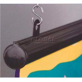EZ Load Banner Tube Kit, Black 8'W