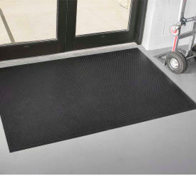 "Andersen Safety Scrape Mat, 3 x 5', 3/8"" Thick, Black"
