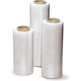 "Stretch Wrap - 18"" x 2100' - 60 Gauge, Cast - Pkg Qty 4"