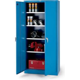 "Parent Metal Xhd Series Galvanized-Heavy-Industrial Grade Cabinet - 36X18X78"""
