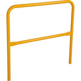 Vestil Steel Safety Guardrail - 4'L Section