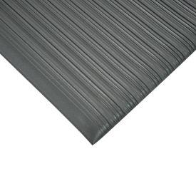 "Anti-Fatigue Vinyl Mat - 2X3' - 5/8"" Thick - Gray"