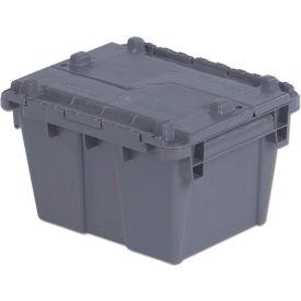 ORBIS Flipak® Distribution Container FP03 - 11-3/4 x 9-3/4 x 7-11/16 Gray