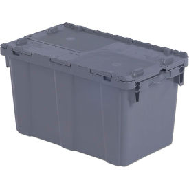 Orbis Solid Color Flipak Tote FP151 - 22-3/10 x 13 x 12-4/5 - Gray