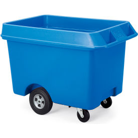 "Techstar Next Generation Starcarts Bulk Trucks - 31""Wx48""Dx34-1/2""H - Blue"