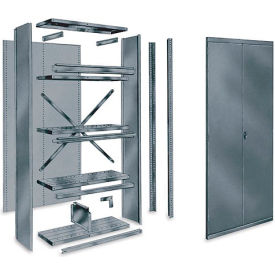 "Edsal Heviload Plus Ii Panel Kit For Shelving - 36""Wx24""D"