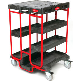 "Rubbermaid Ladder Cart - 42""H"