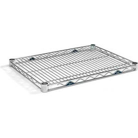 Metro Extra Shelf For Open-Wire Shelving - 42X18""